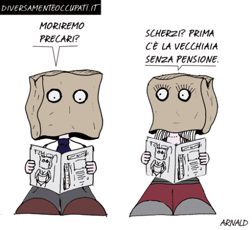 Vignetta precari