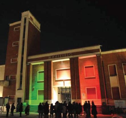municipio tricolore