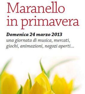 Maranello in primavera 2013