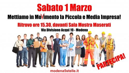 Manifestazione-Modena-Piccole-Medie-Imprese